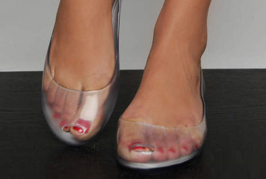 638d8959ae76 Melissa Ultra Clear Eco-Chic Jellies New in the InhabitatShop