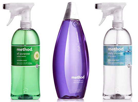 Is it green method home products inhabitat green for Household design method