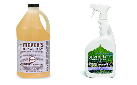Green Cleaning 101, Green Home 101, Eco cleaners, green cleaners, healthy cleaners, Inhabitat series, green cleaning, seventh generation, meyers