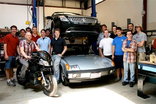 sustainable design, green design, mit, electric vehicle, sustainable transportation, eleven