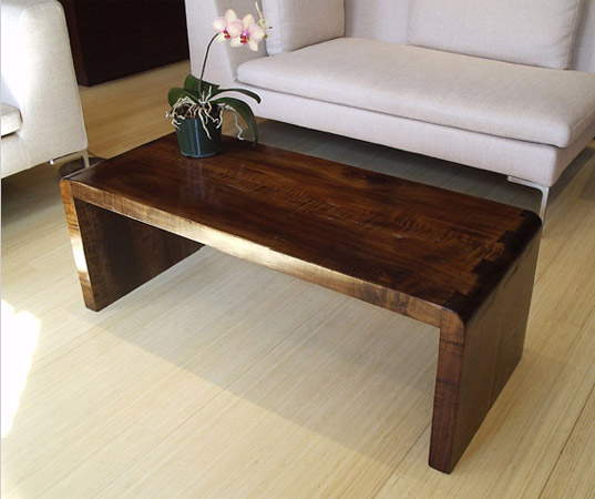 Beautiful New York Loft Reclaimed Wood Coffee Tables: MOE RECLAIMED-WOOD FURNITURE