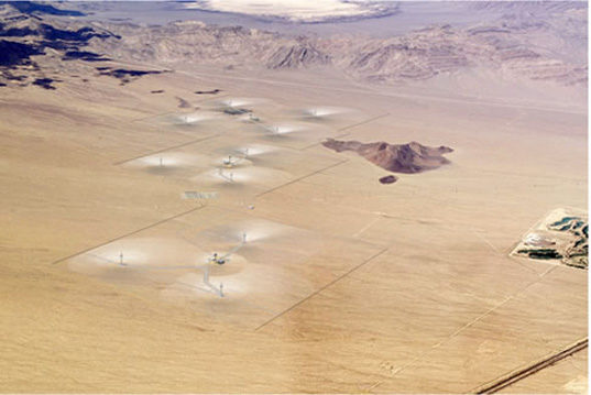 World's Largest Solar Power Plant Coming To CA Mojave Desert