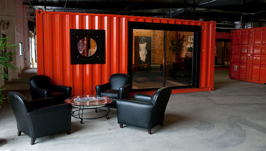 container office design. Orange County, Shipping Container, Office Space, Container Office, Reuse, Recycled Design T