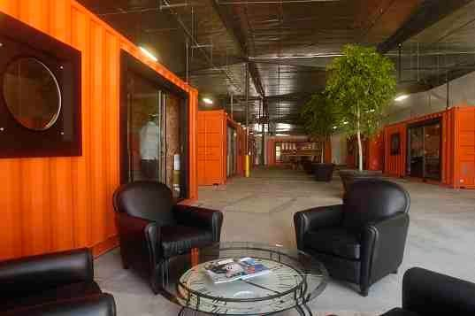 Orange County Shipping Container Office Inhabitat