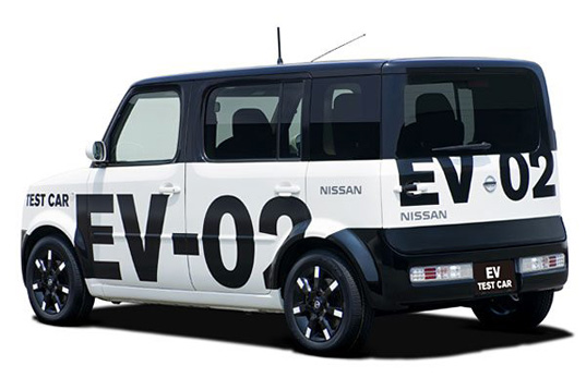 Nissan EV-02, Nissan electric vehicle, nissan green vehicles, nissan's electric future, sustainable transportation, green design, sustainable design, nissan ev