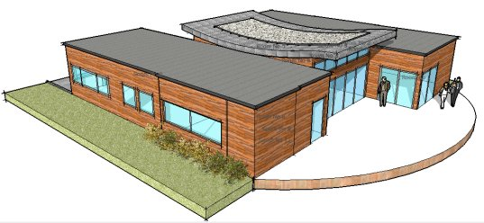 google sketchup projects for students