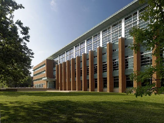 Architecture School Building penn state's leed gold school of architecture | inhabitat - green
