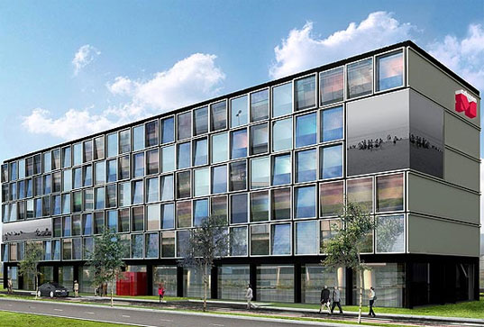 Things You Must Consider When Designing A Container House: PREFAB FRIDAY: CitizenM Hotels