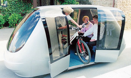 TRANSPORTATION TUESDAY: The Personal Podcar