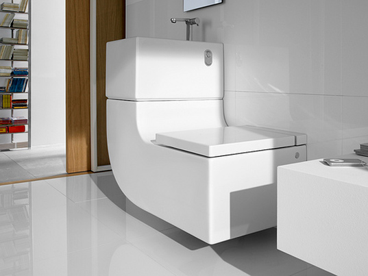 High Quality Sustainable Design, Green Design, Roca, Washbasin + Watercloset, W+w,. Combo  Sink/toilet ...