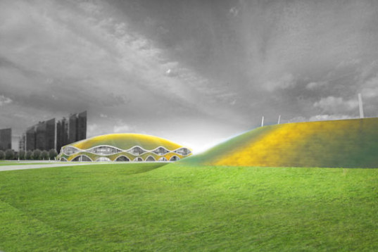 sadar vuga architects sports park stozice slovenia 2