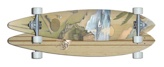 Sector 9 Bamboo Skateboards