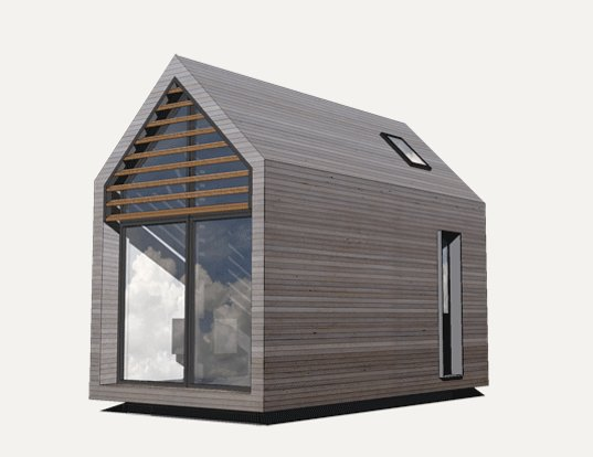 Sheds For Living: Small Practical Prefab Living Space | Inhabitat   Green  Design, Innovation, Architecture, Green Building
