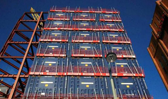 Travelodge Hotel Made From Shipping Containers Inhabitat
