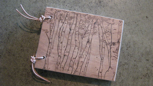 inhabitat gift guide for her, sustainable sketchbook, recycled paper sketchbook