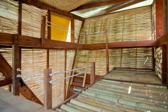 Butterfly Bamboo Homes Are Hope For Thai Orphans