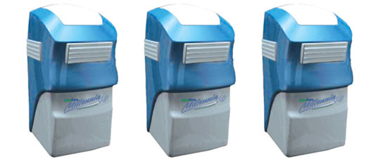 SOLCOOL SOLAR-POWER AIR CONDITIONER