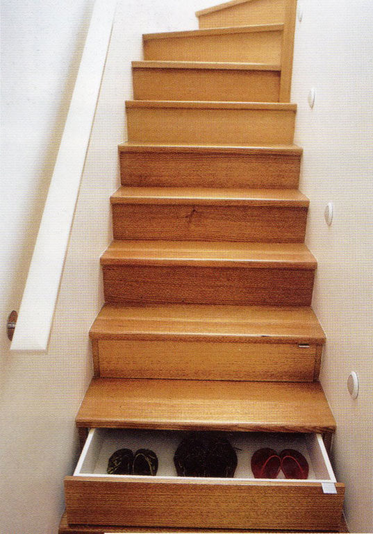 Beau A BRILLIANT STORAGE IDEA: Staircase Drawers   Inhabitat   Green Design,  Innovation, Architecture, Green Building