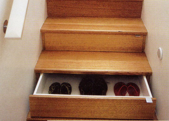 A BRILLIANT STORAGE IDEA: Staircase Drawers | Inhabitat - Green Design,  Innovation, Architecture