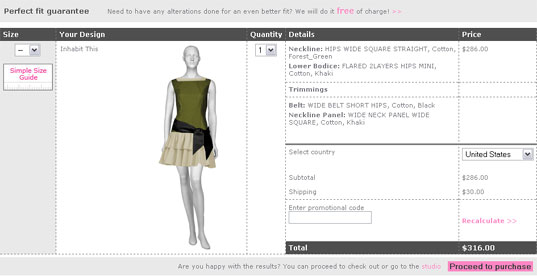 StyleShake, one-of-a-kind, sustainable dresses, create-it-yourself, dresses