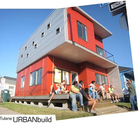 Charming Architecture School, Sundance Channel, Reality Tv, Sustainable Architecture,  Green Building, New Nice Ideas