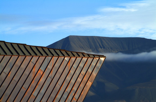 sustainable design, green design, energy efficient architecture, svalbard science center, jarmund/vigsnæs