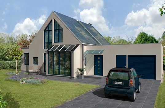 Energy Positive House to Supply Power to Grid in Sweden