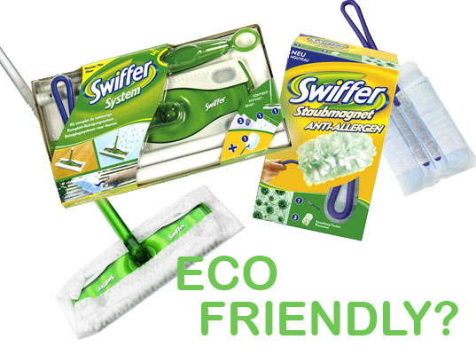 Swiffer, Proctor and Gamble, Greenwashing 101, Greenwashing
