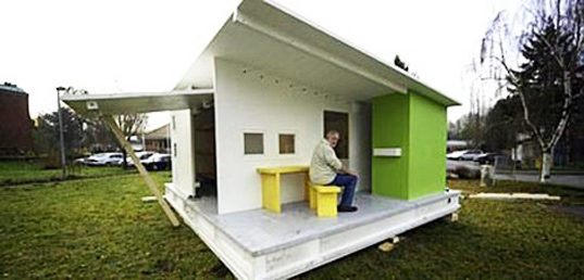 Durable 5000 Home Made From Recycled Paper