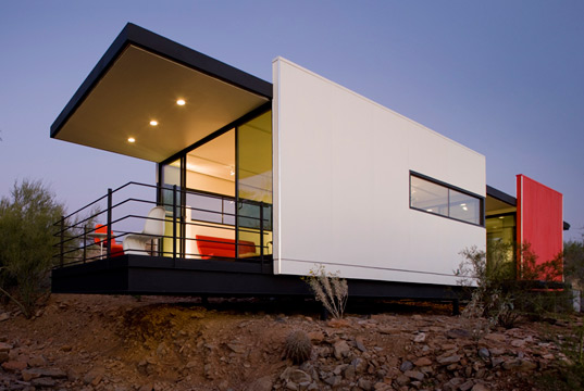 FAB: Stunning Prefab By The School Of Frank Lloyd Wright | Inhabitat    Green Design, Innovation, Architecture, Green Building