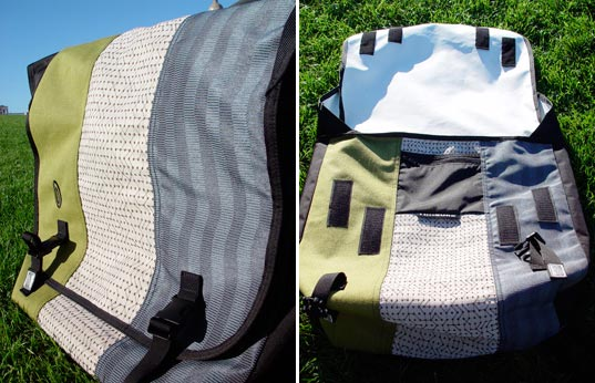 timbuk2 pro planet bag, sustainable style, sustainable materials, recycled materials, green design, sustainable backpack, green messenger bag