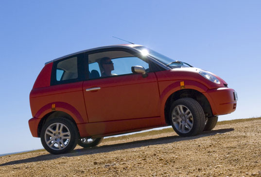 Norway S Think Electric Cars Coming To The Us Inhabitat Green