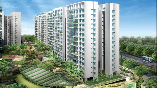 SINGAPORE\'S FIRST ECO-FRIENDLY HOUSING PROJECT | Inhabitat - Green ...