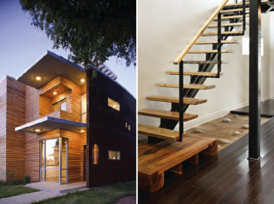 sustainable architecture, green building, green roof, tulsa nine project lofts, leed platinum, one architecture, green design, geothermal heating