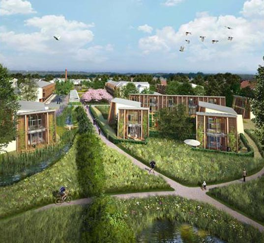 Largest Eco-Village In The UK Will Boast Zero Carbon Homes