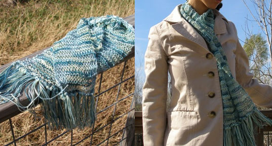 Varga Handknits, Etsy, Eco-chic crafts