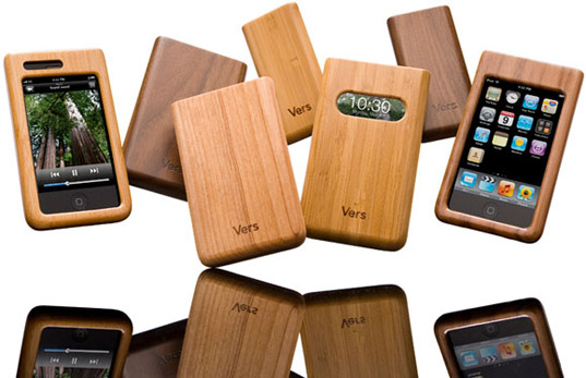 Win a Bamboo iPhone Case from Vers Audio!, vers audio, green iphone case, iphone case, hard case, cell phone case, bamboo