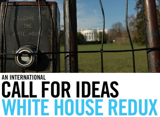 Announcing the White House Redux Design Competition!