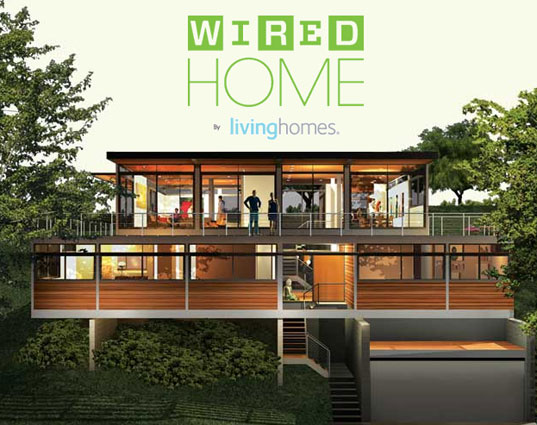 PREFAB FRIDAY: WIRED Living Home Part 96