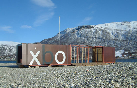 xbo mobile structure, sustainable architecture, green building, prefab home, prefabricated home, 70ºN Arkitektur, prefab living