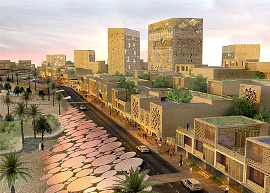Xeritown New Sustainable Urban Complex For Dubailand