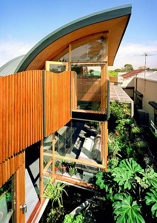 Green House In Melbourne By Zen Architects | Inhabitat   Green Design,  Innovation, Architecture, Green Building