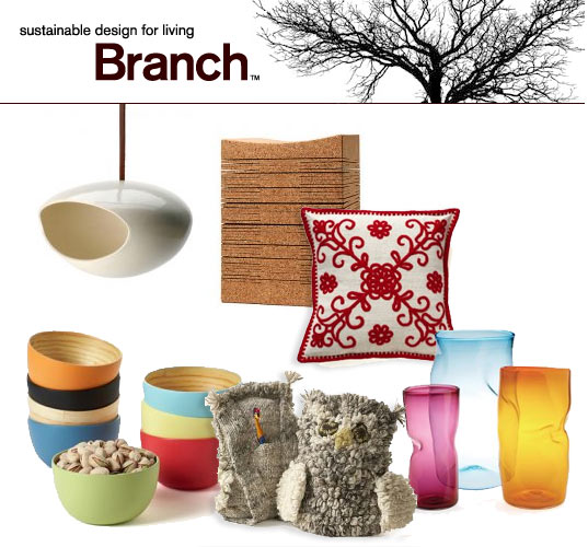Branch Home Green Design Retailer