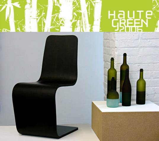 Jerry Kott Glass works, HauteGreen, Adapt Spring Chair, Sustainable Design, Eco Design, Green Furniture Design, Green Design