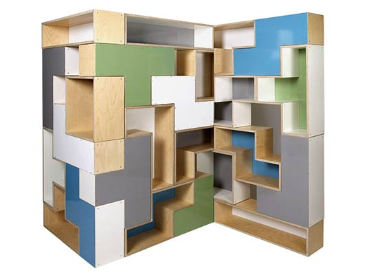 Inhabitat » NEW TETRIS SHELVES!