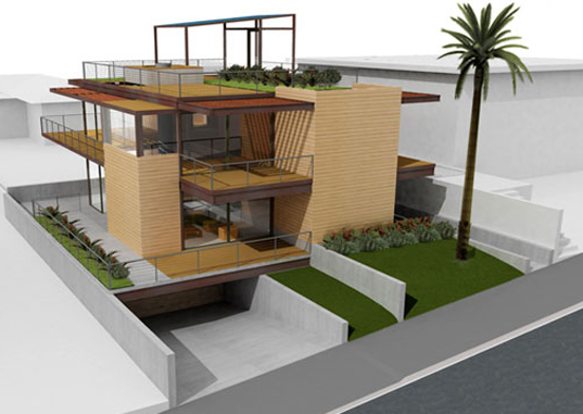 Living homes inhabitat sustainable design innovation for Sustainable living house plans