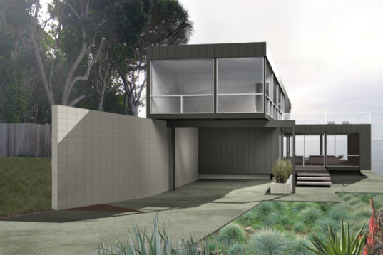 Modern prefab homes: house plans taken a step further with passive