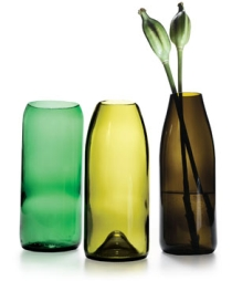 Wine Bottle Vases, Vases, Wine Bottle