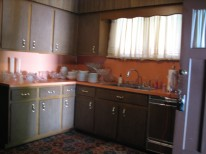 1928 Kitchen with Hideous 1960s Update!