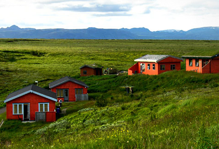 Solheimar Ecovillage In Iceland Is Still Thriving After 84